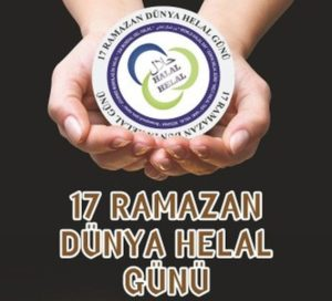 17 Ramadan World Halal Day celebration news i…