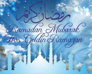 Welcome the Holy Month of Ramadan